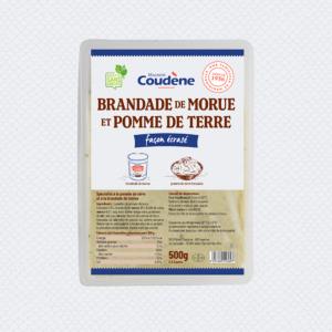 COUDENE-EcraséPDT-Brandade-Barquette500g-3697